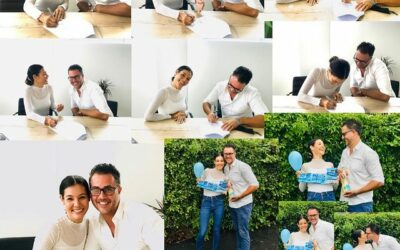 Raquel and Boaz, Thanks for this great journey together!